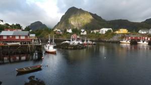 Sørvågen village ferry Kaspara Katrine Ingeborg Hakonsdatter execution