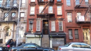 `Apartments for Rent' - East Village, New York
