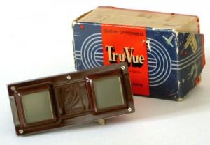 Tru-Vue 3D Viewer, 1933