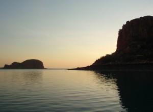 Raft Point, Steep Island