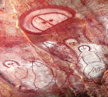 Red Desert Dreaming – modern times, ancient magic (The Kimberley, Western Australia)