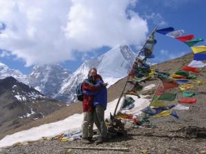Nyile La, Western Bhutan