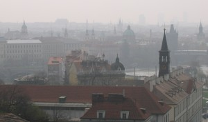 One Hundred Spires, Prague