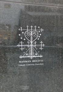 A Cemetery Guardian - Lower Manhattan