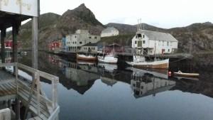 Nyksund Harbour - Vesterålen