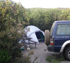Cape Arid camp - Western Australia
