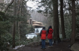 Fallingwater  magic
