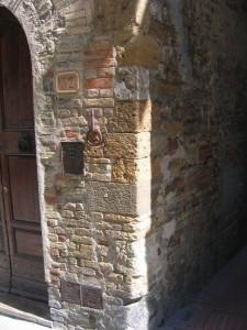 Merchant walls - San Gimignano