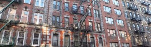 Bowery Tenements