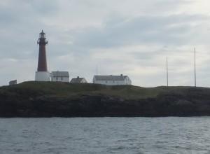 Kittelsen lighthouse