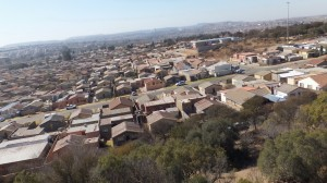 Soweto (from Openheimer Tower)