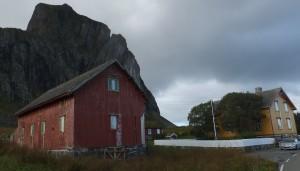 Old Lutheran Vicarage - Vaeroy, Lofoten