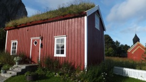 Old Vicarage Borgstua lodgings - Vaeroy, Lofoten