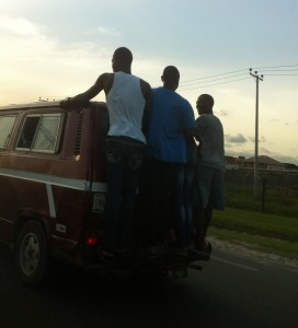 Homeward bound - Lagos, Nigeria