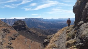 Skyward Bound - The Drakensberg