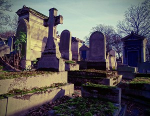 Pere Lachaise - the rich, the famous and infamous