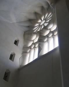 Divine Light - Segrada Familia, Barcelona