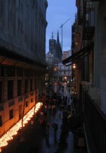 Segrada Familia - Barcelona
