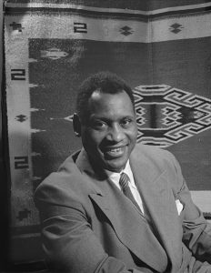 Paul Robeson Jeff Sparrow