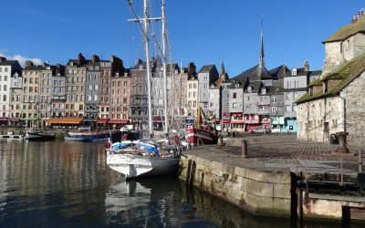 Lost Time and Loose Ends – unfinished business (Honfleur, France)