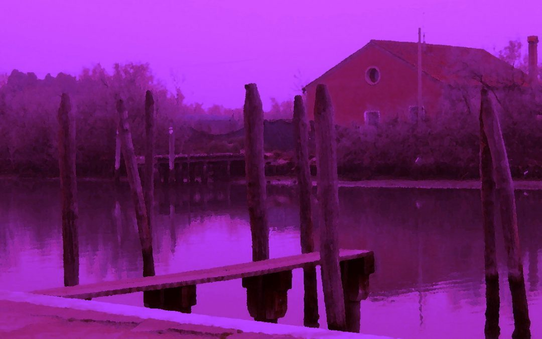 Of Phantoms and Fog – looking for John Ruskin (Venetian Lagoon, Italy)