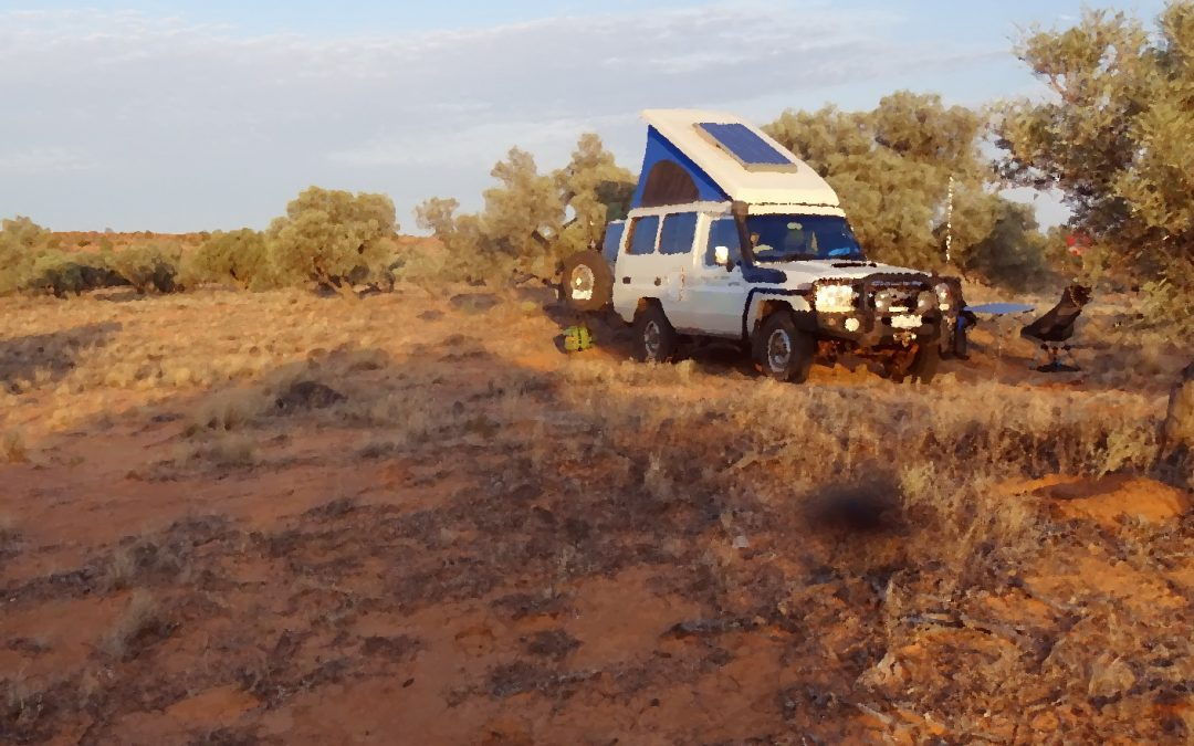 The Problem with Breakfast – a perplexing Outback puzzle